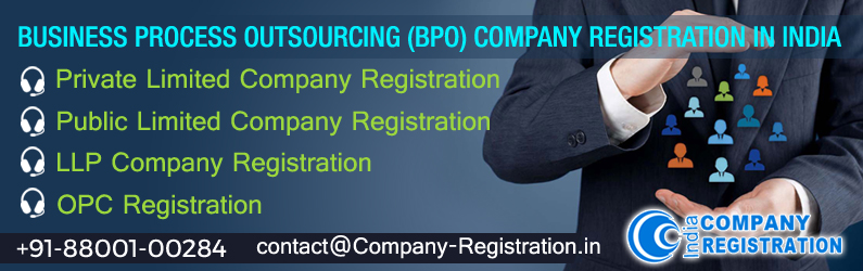 BPO Company Registration