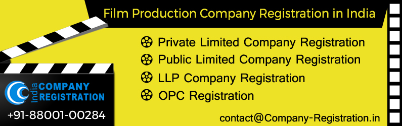 Film Production Company Registration