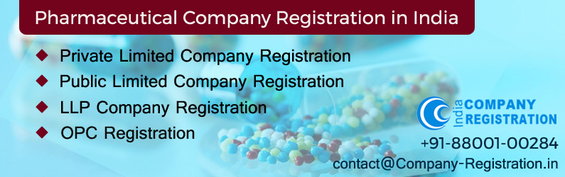 Pharmaceutical Company Registration