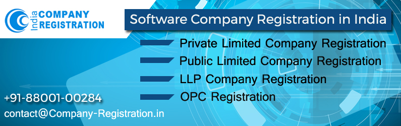 Software Company Registration